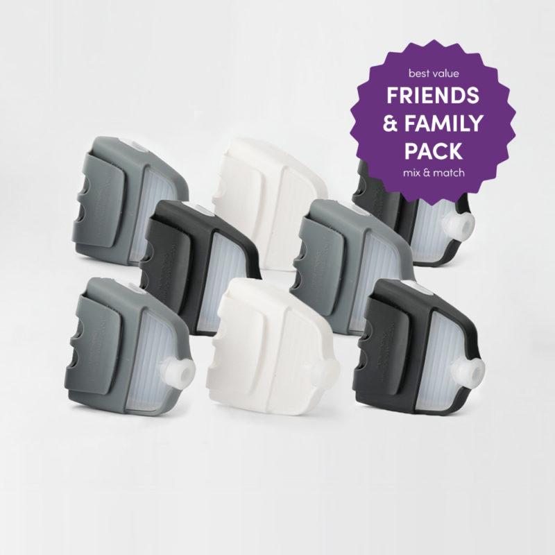 Bond Dispensers 8-pack Friends