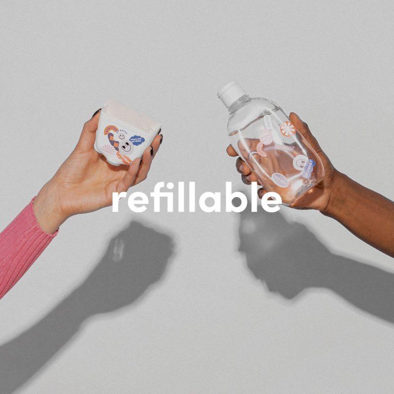 Bond Sanitizer Refillable