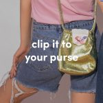 Clip it to your purse